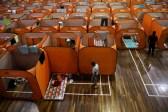 Lawan Covid-19, Malaysia Sediakan Bilik Khusus Untuk Gelandangan