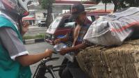 Hawari Indonesia Berbagi dengan Kaum Dhuafa dan Yatim Piatu