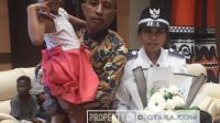 Luar Biasa, Istri Prajurit Jadi Kepala Kampung di Perbatasan Merauke