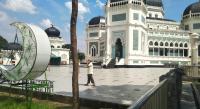 Besok, Masjid Raya Medan Laksanakan Salat Iduladha Sesuai Protokol Kesehatan