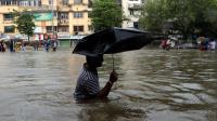 India Dilanda Banjir, 50 Warganya Meninggal Dunia