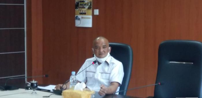Prihatin, Ketua Pansus Covid-19 DPRD Medan Minta Gugus Tugas Tingkatkan Kinerjanya