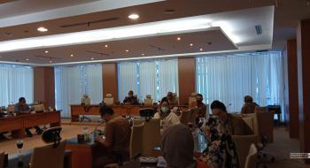 Rapat Pansus Covid-19 di DPRD Sumut Gaduh, Banyak Point Penting Yang Dihilangkan