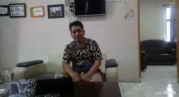 Ketua KPU Medan, Agussyah Damanik