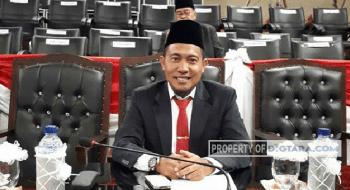Ketua DPD PAN Kota Medan, HT Bahrumsyah.