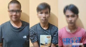 Diduga Peras Anggota DPRD, Polda Sumut Bekuk 3 Polisi Gadungan