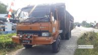 Tabrak Truk Fuso Parkir, Supir Truk Colt Diesel Tewas Kernet Luka