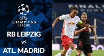 Kalahkan Atletico Madrid, RB Leipzig Melaju ke Semifinal Liga Champions