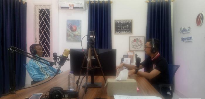 Cerita Bilal Mayit di Medan Ngobrol Pintar Inspiratif (Ngopi) di D'Podcast channel Youtube Digtara TV