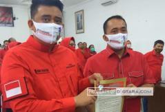 PDIP Usung Bobby Nasution-Aulia Rahman di Pilkada Medan 2020