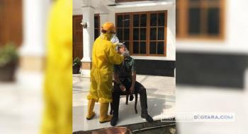 23 Orang Kontak Erat dengan Plt Wakilota Medan Jalani Swab Test