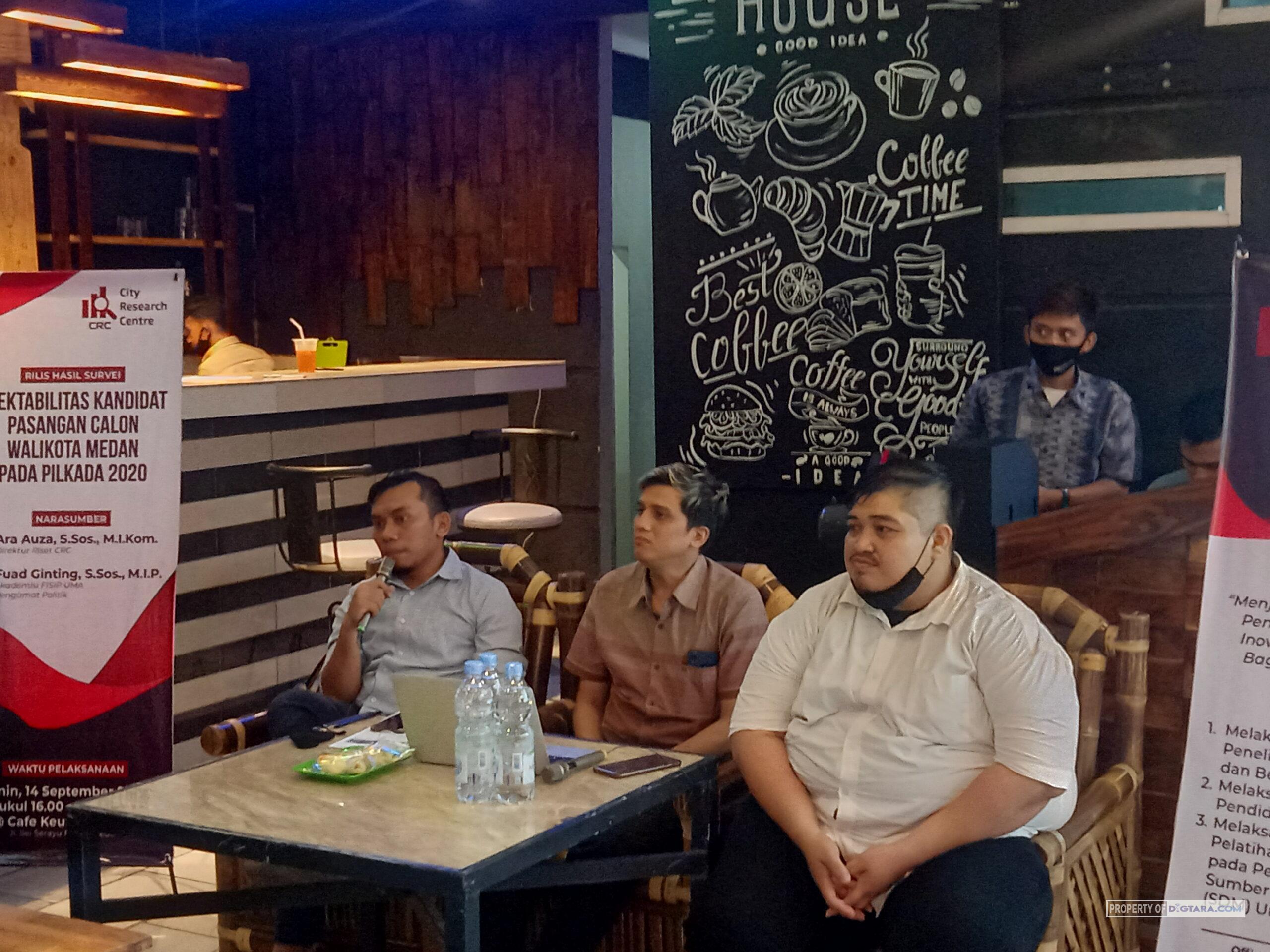 Pengamat Politik: Presentase Golput Berpotensi Serupa di Pilkada Medan 2015