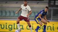 Laga Perdana Liga Italia 2020-2021, AS Roma Ditahan Imbang Hellas Verona