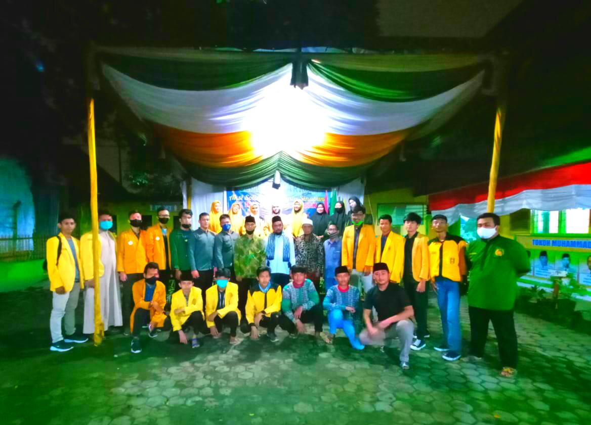 PC IPM Perumnas Medan II di Bulan Muharram Lakukan Galang Dana Sinabung