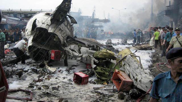 5 September Dalam Sejarah: Tragedi Pesawat Mandala di Medan