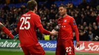 Positif Covid-19, Serge Gnarby Absen Lawan Atletico Madrid