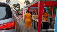 Cegah Penularan Covid-19 di Mall, Plaza Medan Fair Gelar Drive Thru