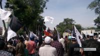 Umat Islam di Sumut Protes Keras Pernyataan Presiden Prancis