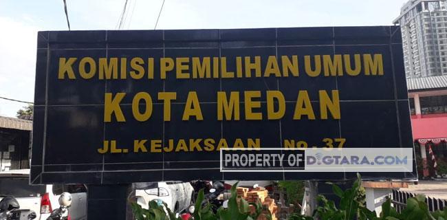 KPU Medan Siap Hadiri Sidang Gugatan GNPF Sumut