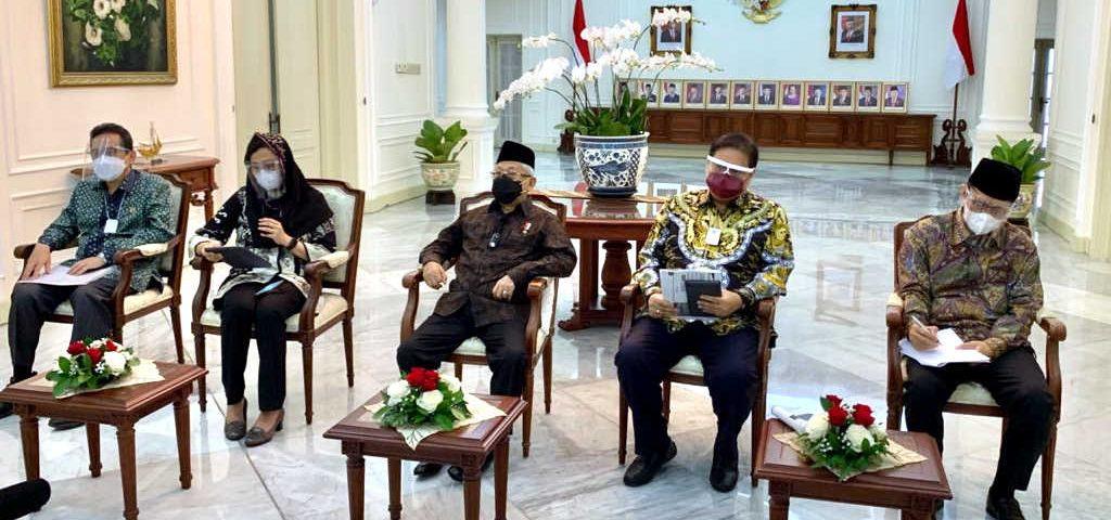 Wapres: Indonesia Berupaya Jadi Pusat Produsen Halal Dunia