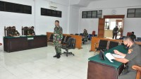 Oknum TNI Dihukum 20 Tahun Usai Terbukti Memutilasi Istrinya