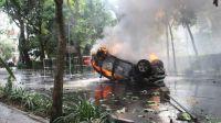 Bisakah Mobil Korban Demonstrasi Klaim Asuransi