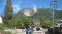 Objek Wisata Gunung Sibayak Ditutup Sementara