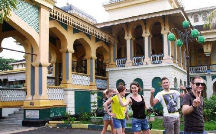 Kunjungan Wisman ke Sumut Anjlok Lebih dari 86 Persen