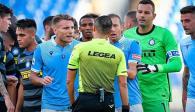Hasil Pertandingan: Dua Kartu Merah, Lazio dan Inter Harus Puas Berbagi Angka