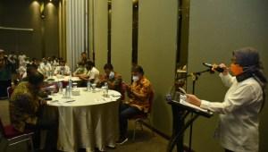 Wujudkan Pilkada Berkualitas, Ketua Desk Pilkada Sumut: ASN Jaga Netralitas dan Disiplin Prokes Covid-19