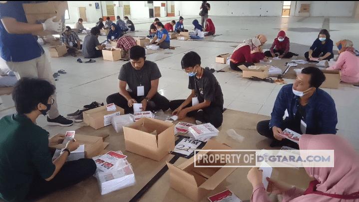 KPU Medan: 70 Persen Pelipat Suara Pernah Bekerja Sejak 2018