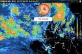 Curah Hujan Tinggi, BMKG: Sumut Terdampak Siklon Tropis Goni