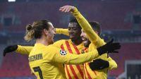 Barca dan Juve Menang 3-0, Siapa Layak Jadi Juara Grup G?