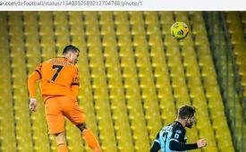 Ukir Sejarah, Sundulan Ajaib Ronaldo Bawa Juventus Permalukan Parma