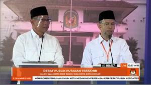 Akhyar-Salman Gugat ke MK, Minta Rekapitulasi KPU Medan Dibatalkan dan PSU di 15 Kecamatan