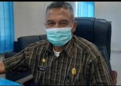 Juru bicara Gugus Tugas Percepatan Penanganan Covid-19 Kabupaten Asahan Rahmat Hidayat