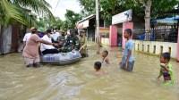 Cuaca Ekstrim, Masyarakat Dihimbau Tetap Siaga Terhadap Bencana Banjir
