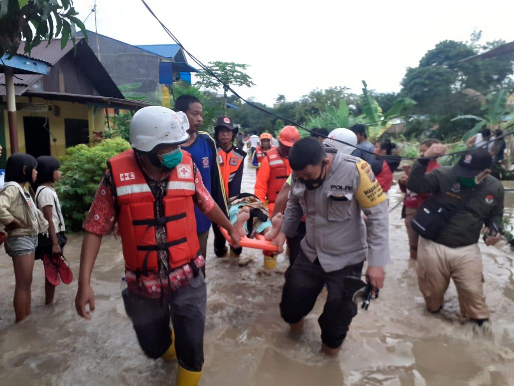 Ada 4 Desa di Kecamatan Namorambe Terendam Banjir dan Longsor