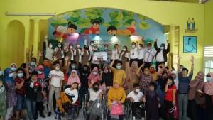 HUT ke-63, Pertamina Serahkan Bantuan untuk YPAC Medan