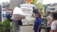 Kabaharkam Polri Bantu 15 Ton Beras dan 750 Dus Mie Instan untuk Korban Banjir Medan