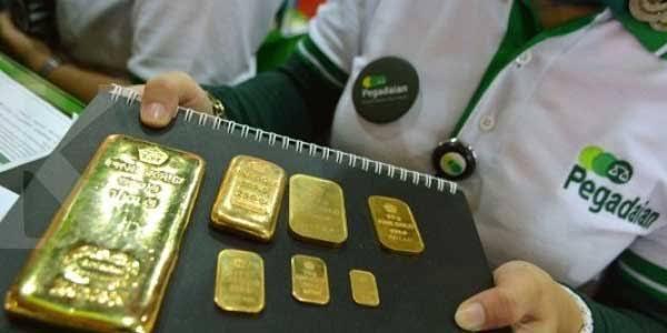 Daftar Harga Emas di Pegadaian 4 Januari 2021, Antam dan UBS rabu 30 desember