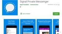 Apa Saja Keunggulan Signal? Diklaim Lebih Unggul dari WhatsApp dan Telegram