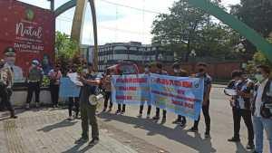 SAPMA IPK Duga Dana BOS di Medan Penuh Penyelewengan