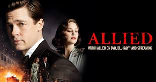 Sinopsis Film Allied: Misi Brad Pitt Mengungkap Jati Diri sang Istri