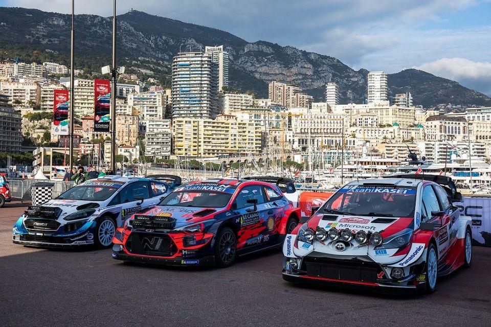 Ini Jadwal Reli Monte Carlo 2021, 10 Pereli Bersaing