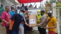 Melalui BKPRMI Kabaharkam Polri Berikan Bantuan untuk Korban Banjir Banjarmasin