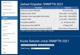 Hari Ini SNMPTN 2021 Dibuka, Begini Cara Daftarnya