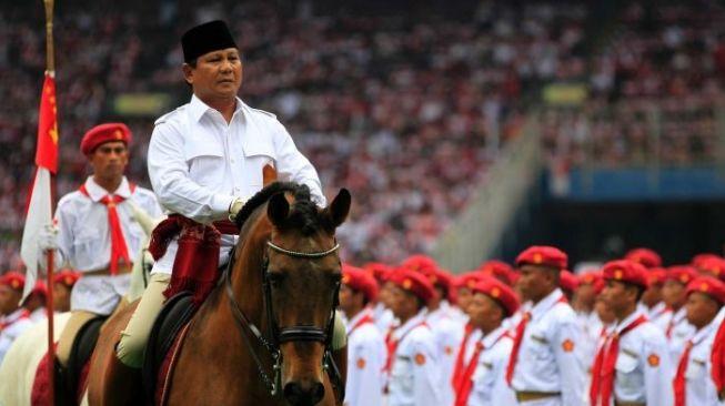 Prabowo Subianto Juara