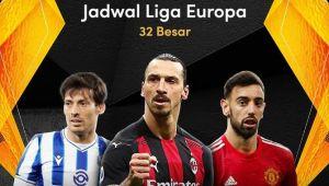 Jadwal Liga Europa Malam Ini: Ada Arsenal, AC Milan dan Manchester United