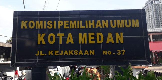 Laksanakan Pilkada, KPU Medan Banyak Lakukan Efisiensi Anggaran